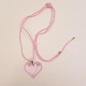 LALIQUE | Amoureuse Beaucoup Pendant - Pink